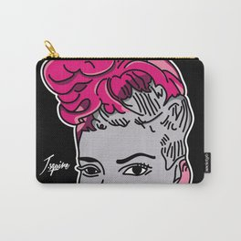 Rude Pink Carry-All Pouch