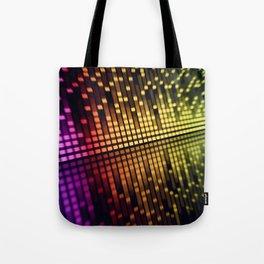 sound mixer equalizer Tote Bag