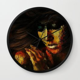 THE MYSTERY OF PAIN Wall Clock