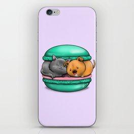 Macaron Cuddles iPhone Skin