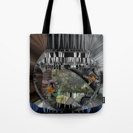 Life's Fishbowl Tote Bag
