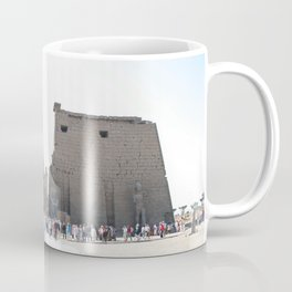 Temple of Luxor, no. 10 Coffee Mug