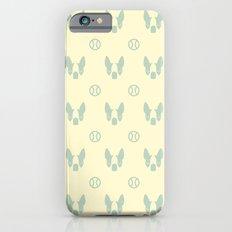 Boston Terrier & ball II. iPhone 6s Slim Case