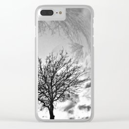 Give Hope Clear iPhone Case