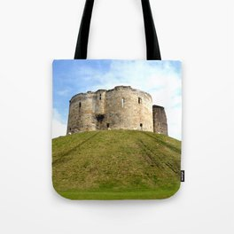 Clifford's Tower - York Tote Bag