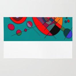 Abstract #50 Rug