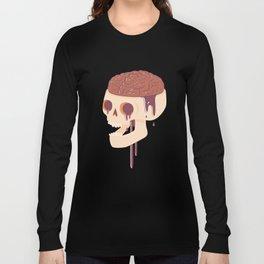 Yummy Skull Long Sleeve T-shirt