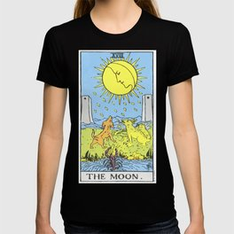 18 - The Moon T-shirt
