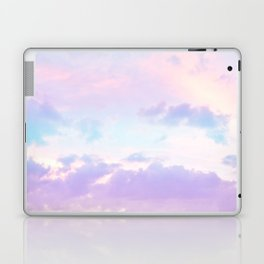 Unicorn Pastel Clouds #1 #decor #art #society6 Laptop & iPad Skin