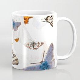 Colorful butterflies of europe Coffee Mug