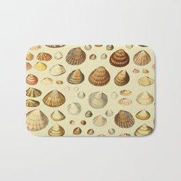 Vintage Shells Bath Mat