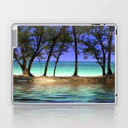 Paradise - Paradise Island, Bahamas Laptop & iPad Skin