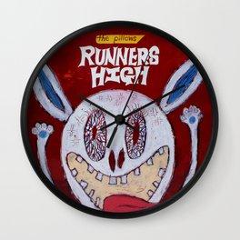 The Pillows - Runners High Wall Clock
