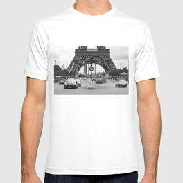 Paris transport T-shirt