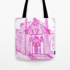 Building sketch Tote Bag