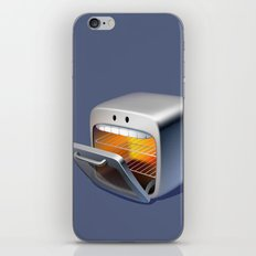 Oven iPhone & iPod Skin