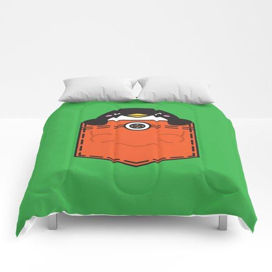 Pocket Penguin Comforters