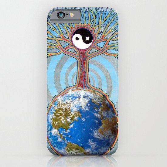 Balanced Earth iPhone & iPod Case