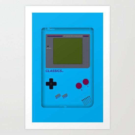 Classics  Art Print