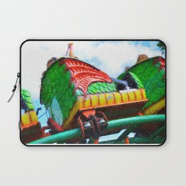 Chinese Dragon Ride 4 Laptop Sleeve