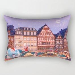 The Christmas Spirit Rectangular Pillow