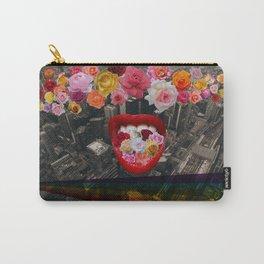 Flower  Vomit Carry-All Pouch