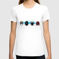 pacific rim T-shirts featuring Pacific Rim: Kaiju Kill Count by MNM Studios