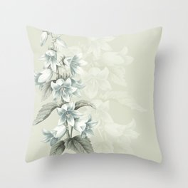 In my solitude Throw Pillow