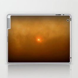 The Black Saturday Bush Fires Laptop & iPad Skin