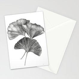 Autumn Ginko I Stationery Cards
