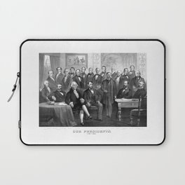Our Presidents 1789 - 1881 Laptop Sleeve