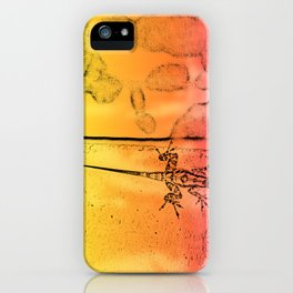 Colors are everywhere iPhone Case