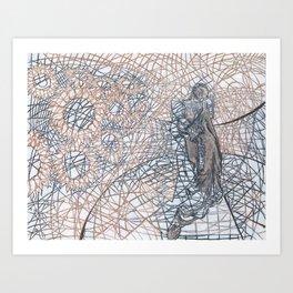 Vesuvius Art Print