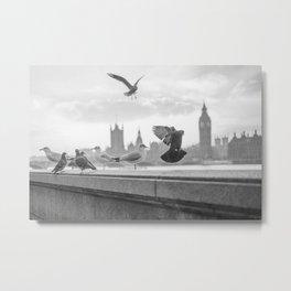 London - United Kingdom Metal Print