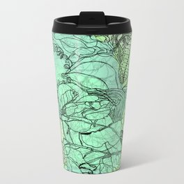 Insects Metal Travel Mug