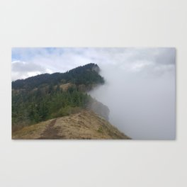 Half a View of the Columbia Gorge Canvas Print