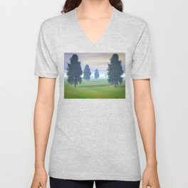 Fairway To Seven Unisex V-Neck