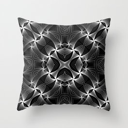 Count all the stars Throw Pillow