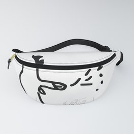 Fountain of Love Fanny Pack