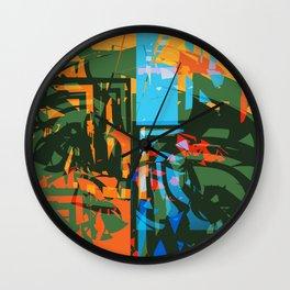 8918 Wall Clock