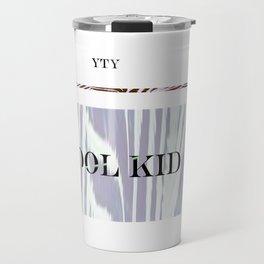 #Cool Kid - Yes to Youth Travel Mug