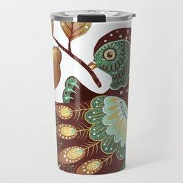 A Partridge In A Pear Tree II Travel Mug