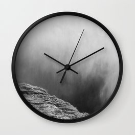 Down and up Wall Clock