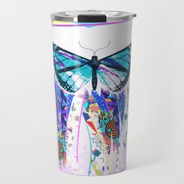 To Pimp a Butterfly 1990s Style Travel Mug