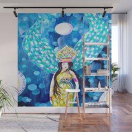 High Priestess Wall Mural