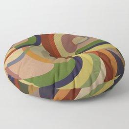 Sonia Circles FIVE Floor Pillow