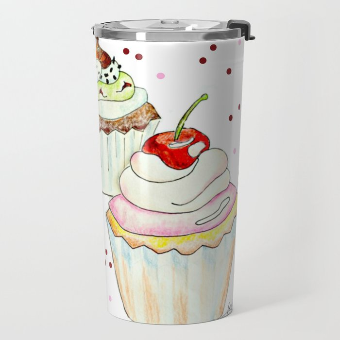 Sprinkles Bakery Travel Mug