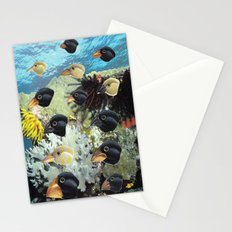 Birds of the Sea Stationery Cards