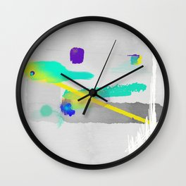 Force Of Expression Wall Clock