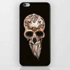 Skulll iPhone & iPod Skin
